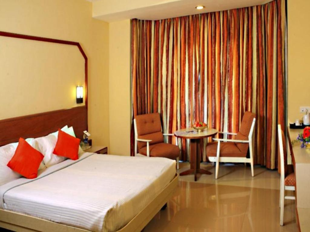 Double Standard - Chambre Hotel Sangam Trichy