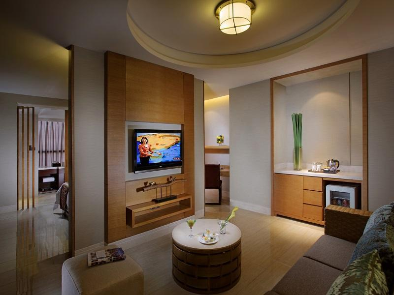 Suite - Pemandangan Sungai (Suite River View)