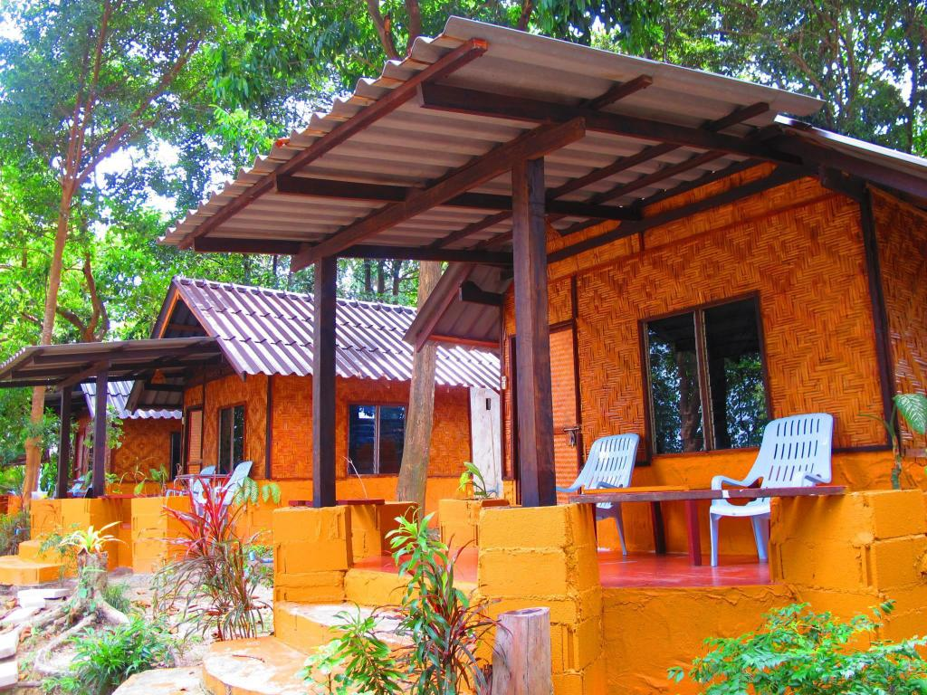 Bamboo Bungalow Gipsy 2 Bungalows