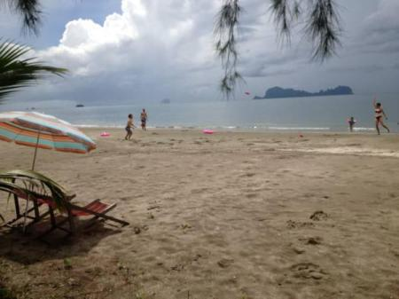 plage Sukorn Andaman Beach Resort
