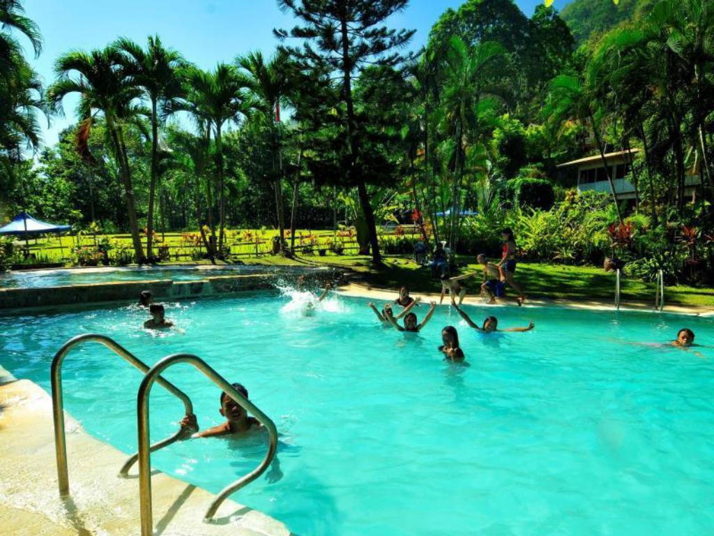 Swimming pool Gardens of Malasag Eco Tourism Village