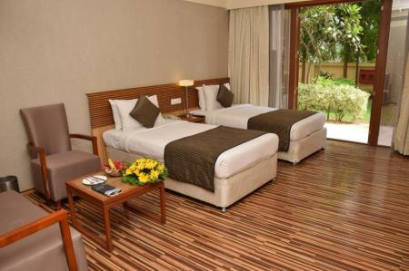 Family Garden Room St Laurn-The Spiritual Resort