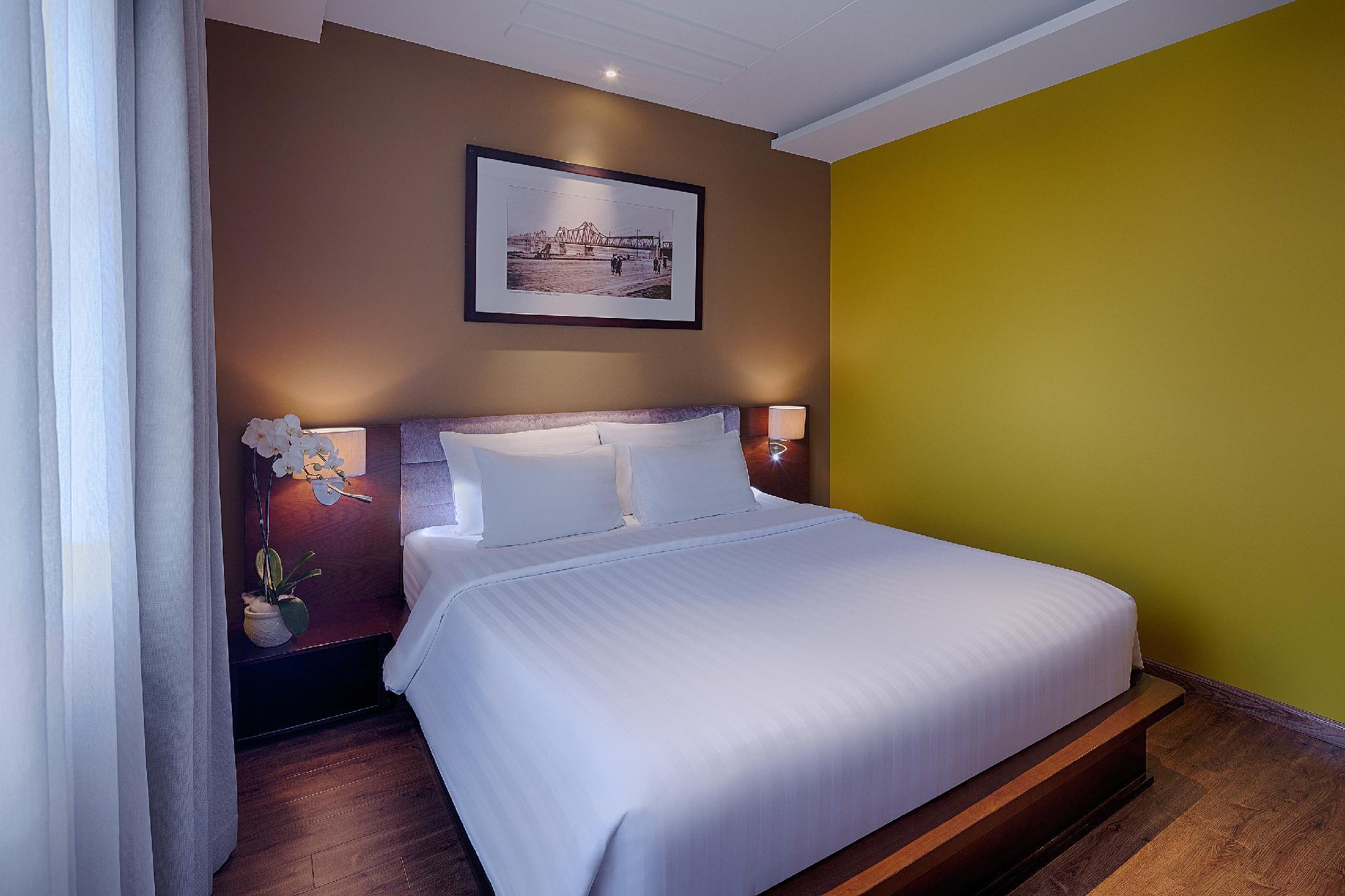 Premier Double Or Twin Bed Room