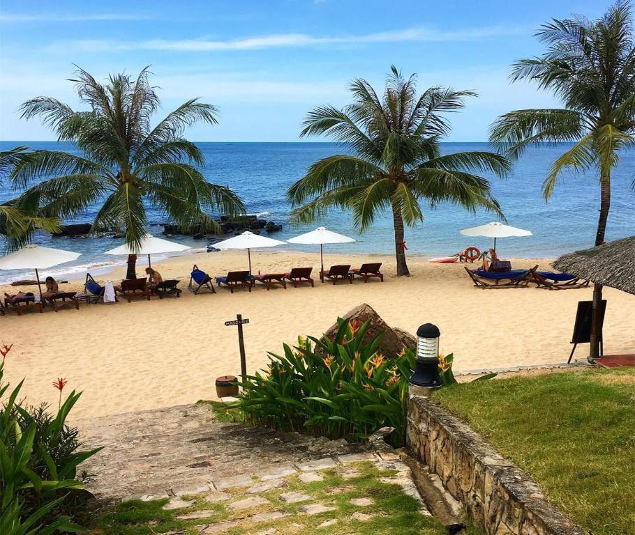 Phu Quoc Eco Beach Resort In Island Room Deals