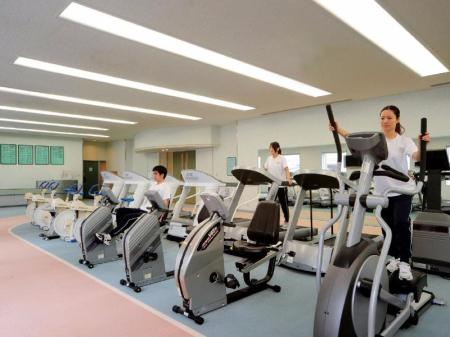 Fitness center Rihga Royal Hotel Hiroshima