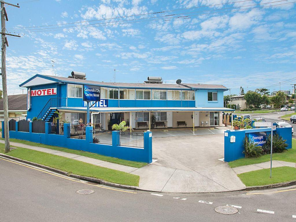 Exterior view Caloundra City Centre Motel