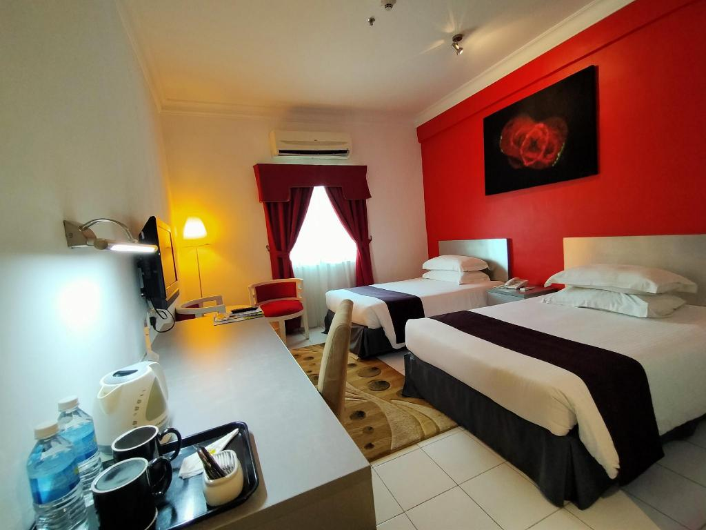Superior Room Klana Beach Resort Port Dickson
