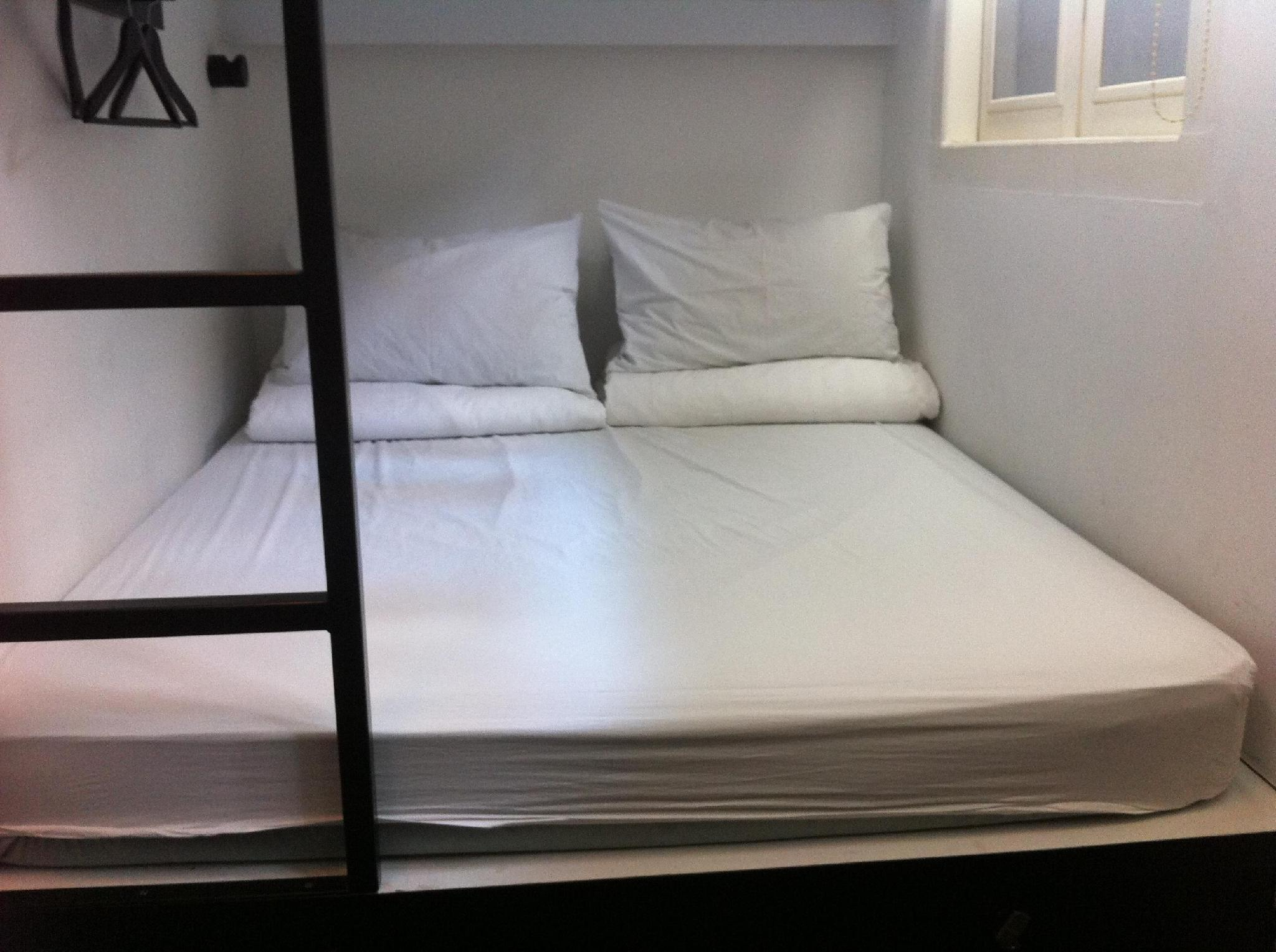 1 Double Bed in 19-Bed Dormitory - Mixed