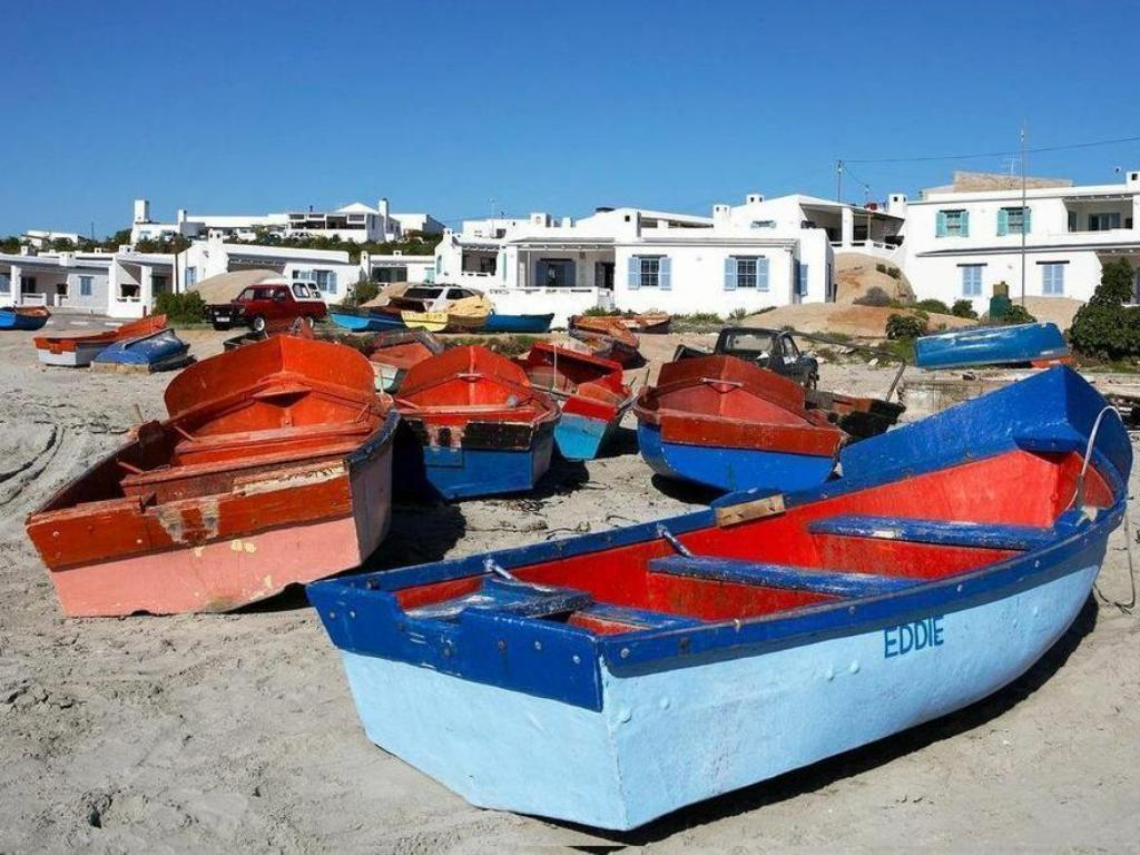 Surrounding environment Paternoster Cottages