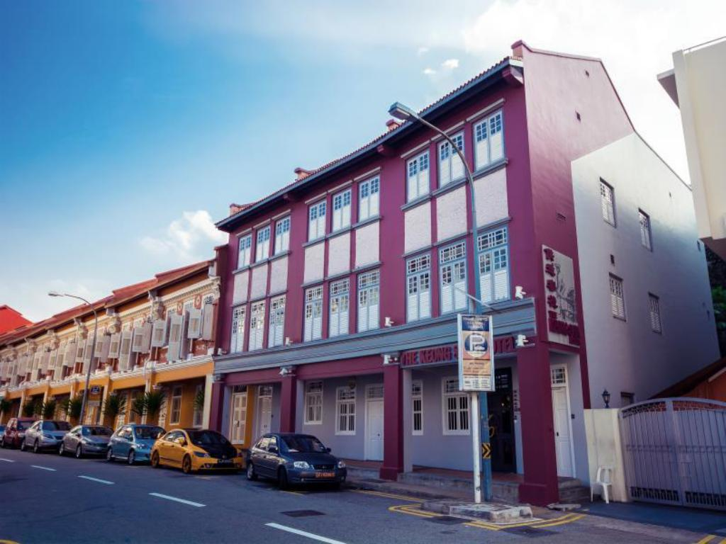 More about The Keong Saik Hotel (SG Clean Certified)