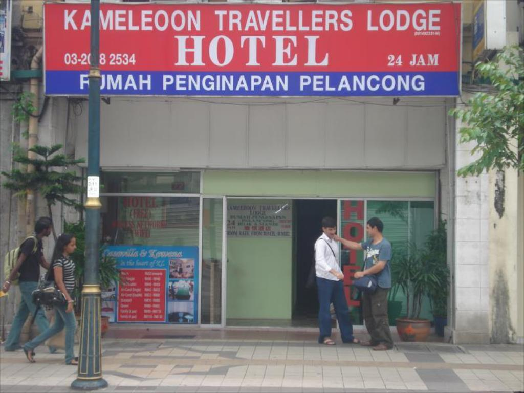 More about Kameleoon Travellers Lodge