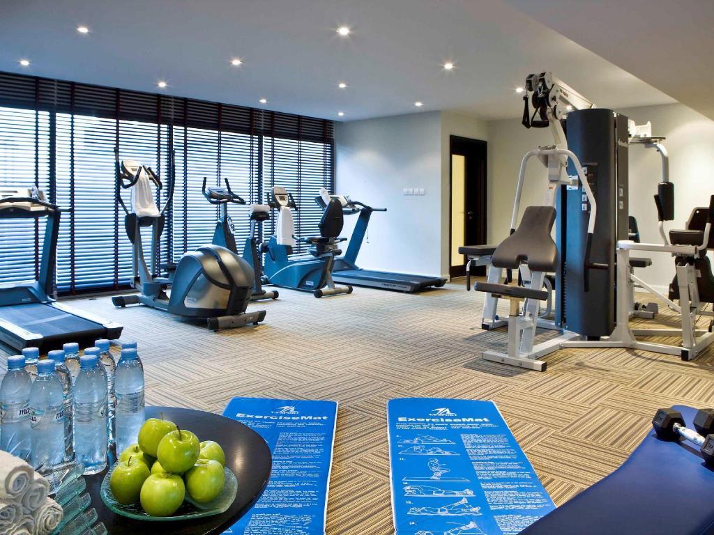Chelsea plaza hotel dubai dubai book cheap amp discount hotels - Fitness Center