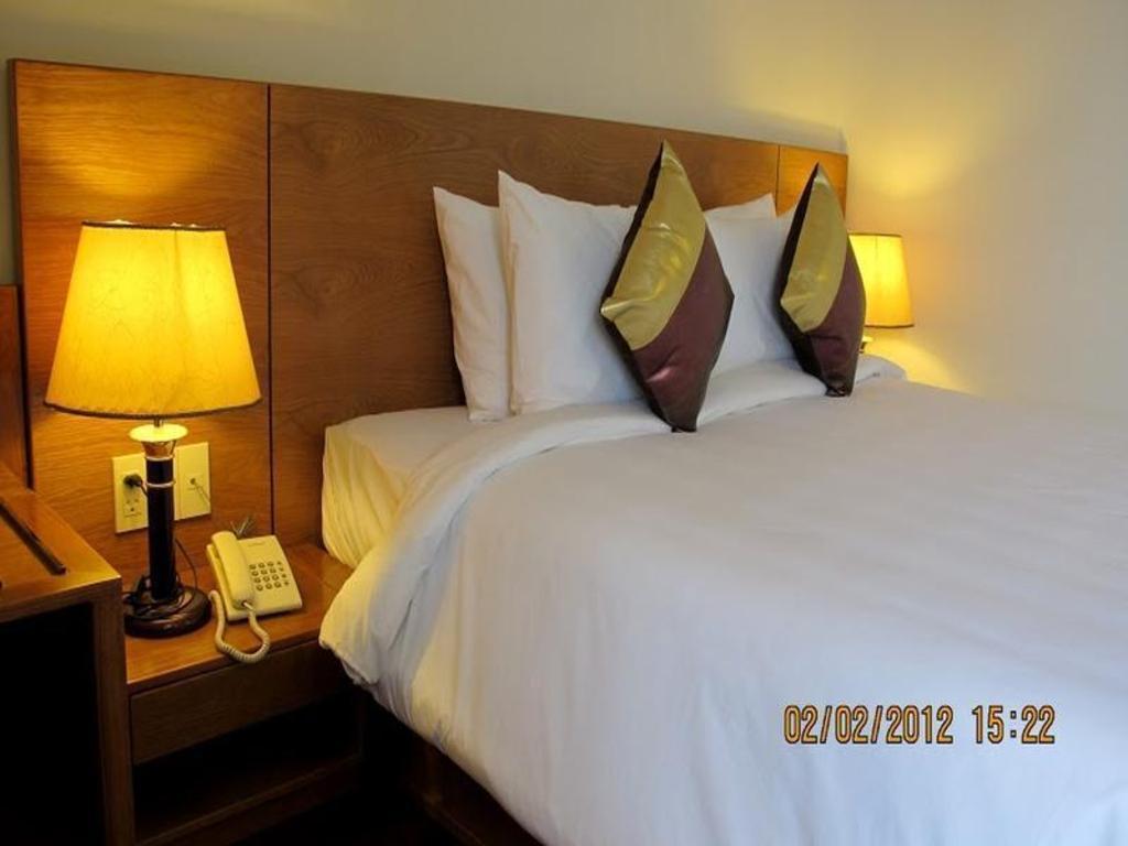 Bizu Hotel II HoChiMinhCity Vietnam