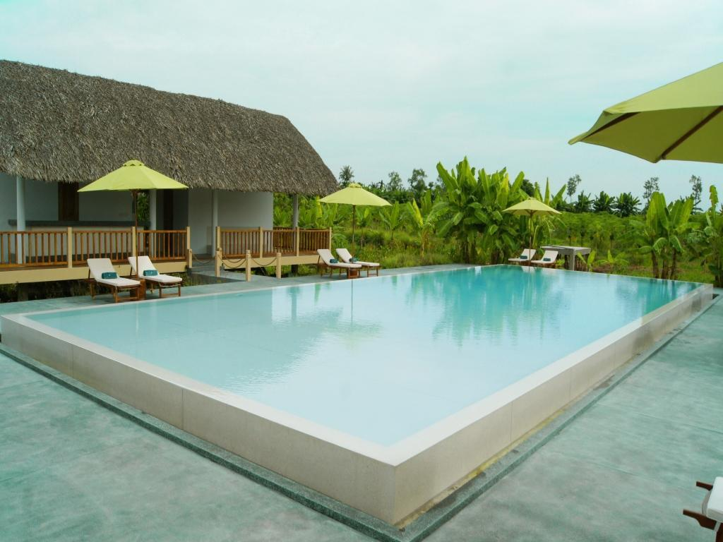 Swimmingpool Mekong Riverside Boutique Resort & Spa
