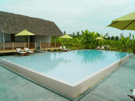 Swimming pool Mekong Riverside Boutique Resort & Spa