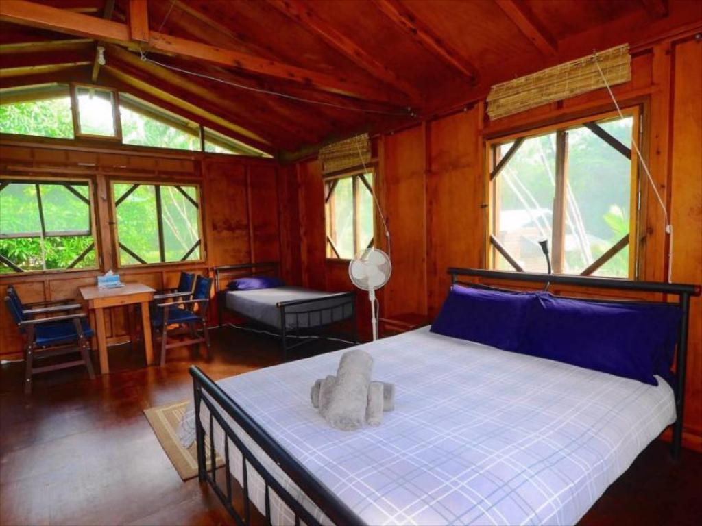 كوخ داينتري راينفورست بونجالوز (Daintree Rainforest Bungalows)