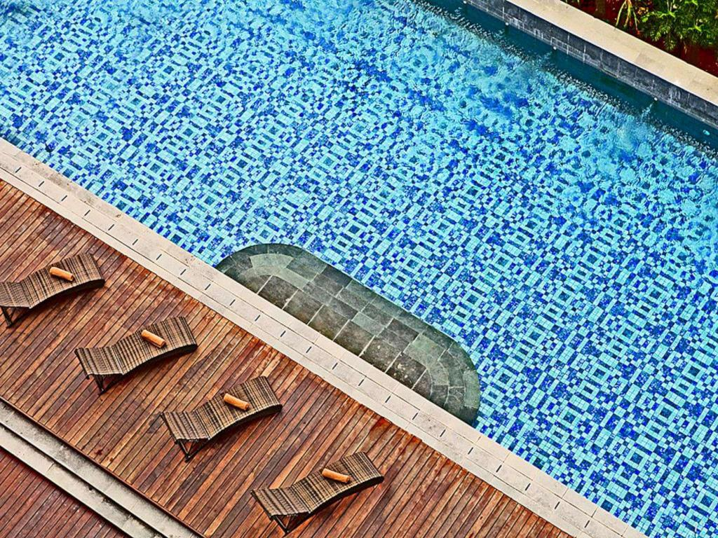 Swimming pool [outdoor] Hotel Santika Tasikmalaya