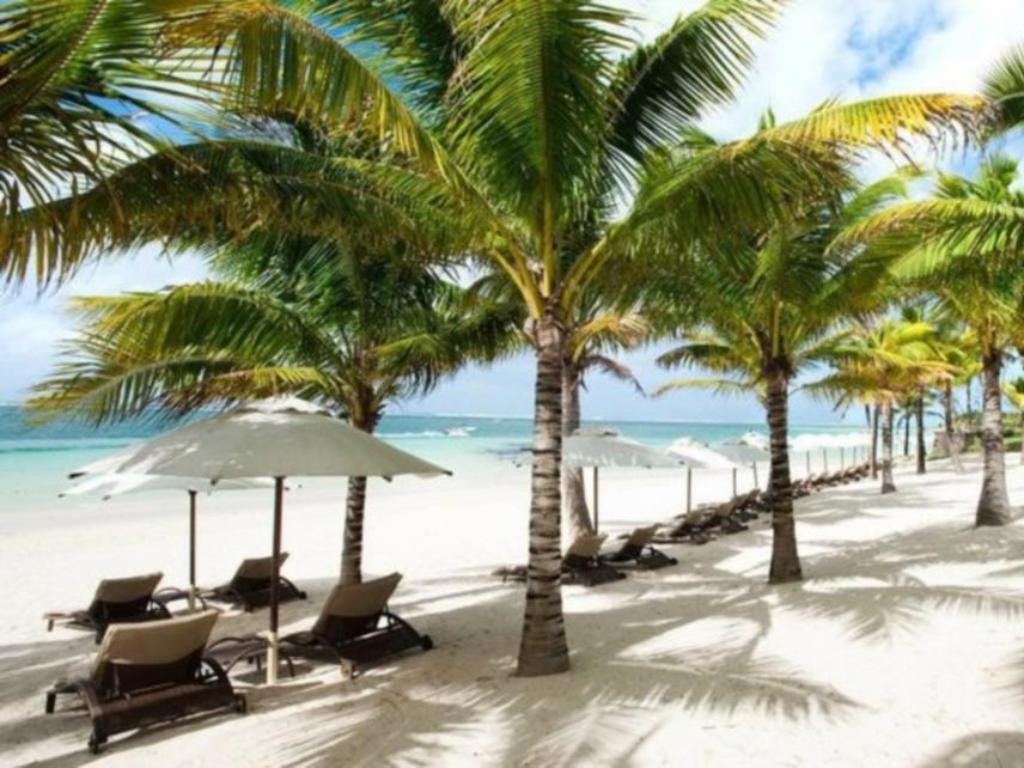 Beach The Residence Mauritius