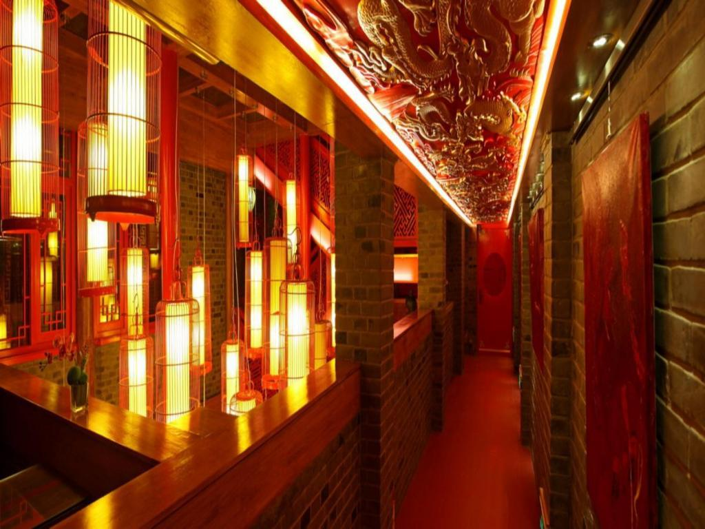 Interior view Tujia Sweetome Vacation Hotel Beijing Hongyunge