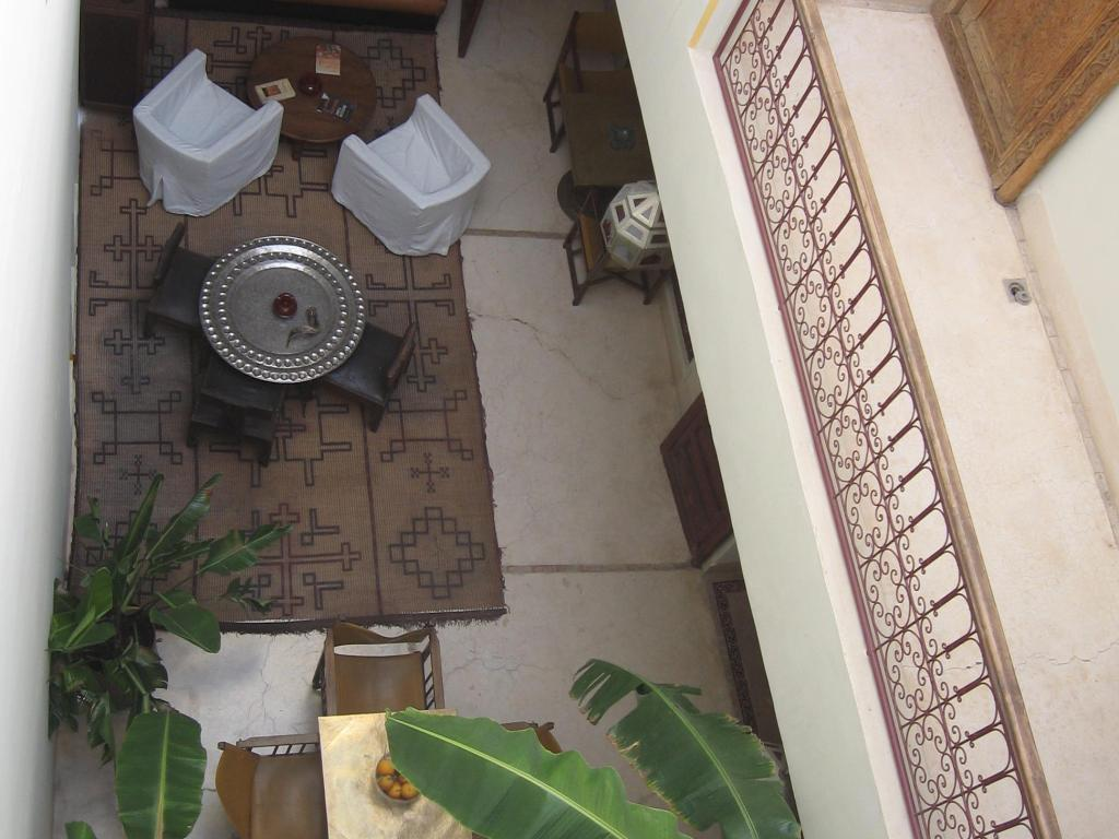 Interior view Riad La Cigale