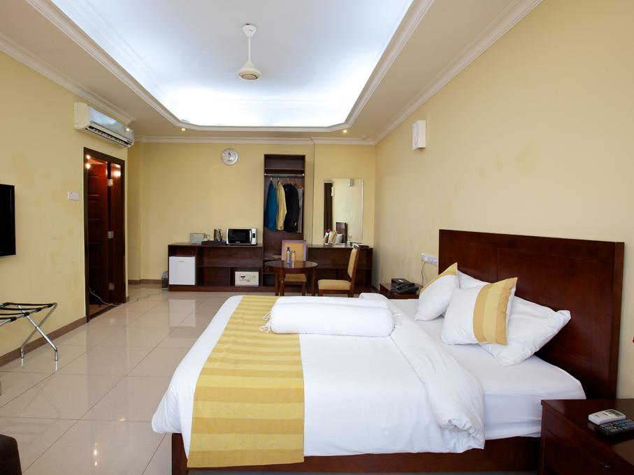 Quarto executivo (Executive Room)