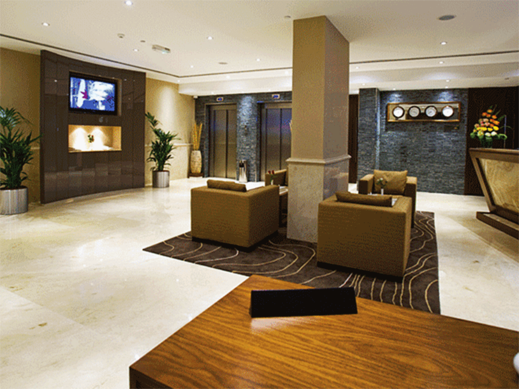Foyer Phoenix Plaza Hotel Apartments