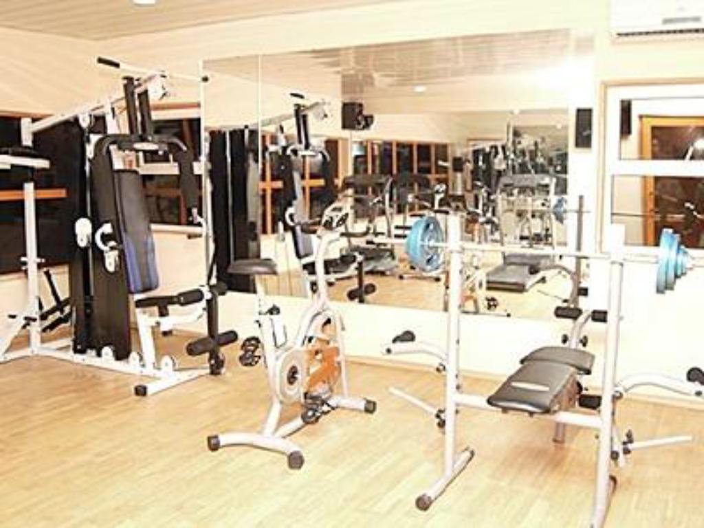 fitness centrum Hotel De Bently