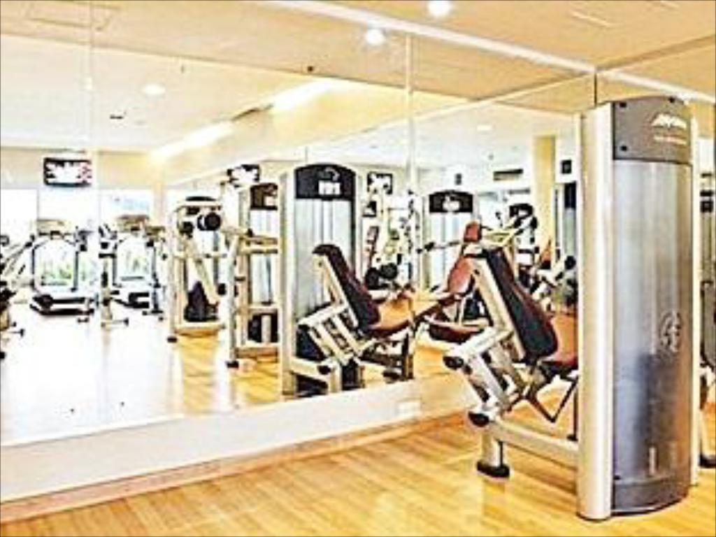 fitness centrum Radisson Blu Anchorage Hotel