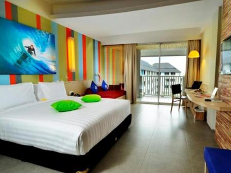 Junior Suite Bliss Surfer Bali by Tritama Hospitality