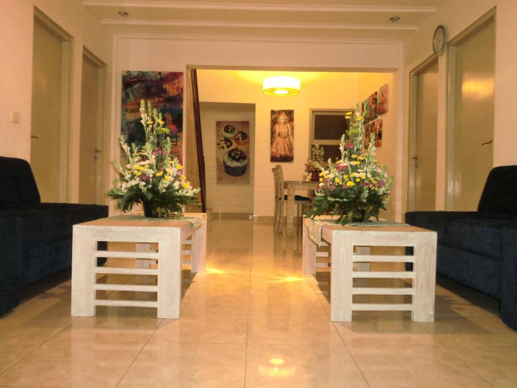 Tampilan interior Umadasa Seminyak Bed and Breakfast