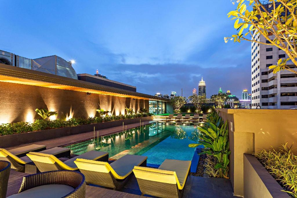 Swimming pool [outdoor] Best Western Premier Sukhumvit