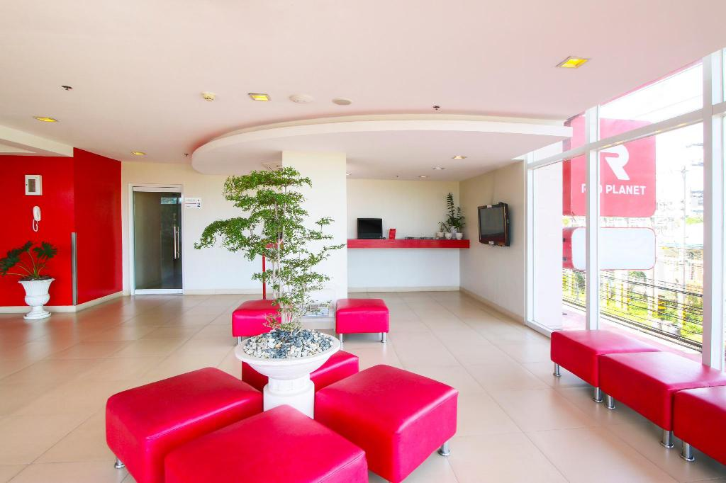 Interior view Red Planet Angeles City