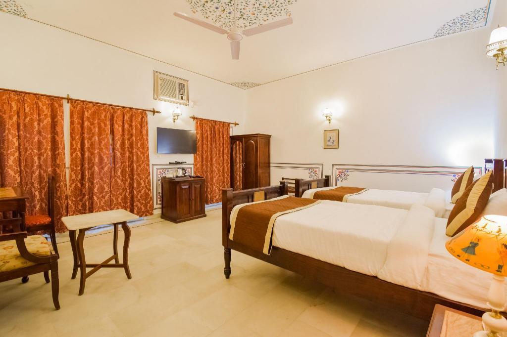 Mahal Khandela-A Heritage Hotel and Spa, Jaipur | Best