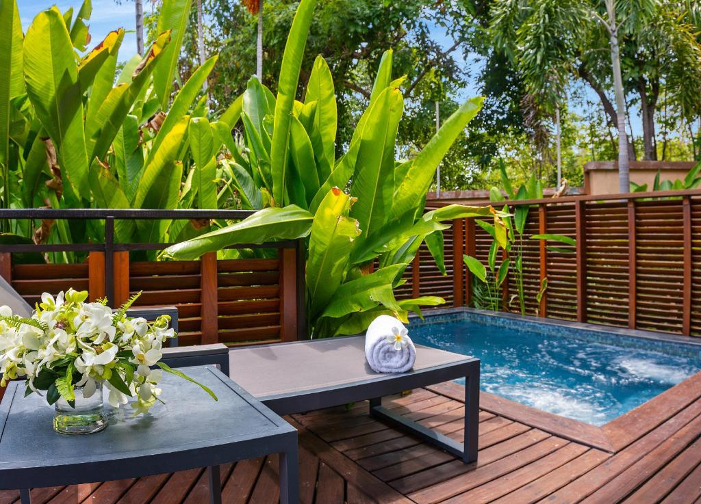 Suite with Plunge Pool - View Outrigger Koh Samui Beach Resort