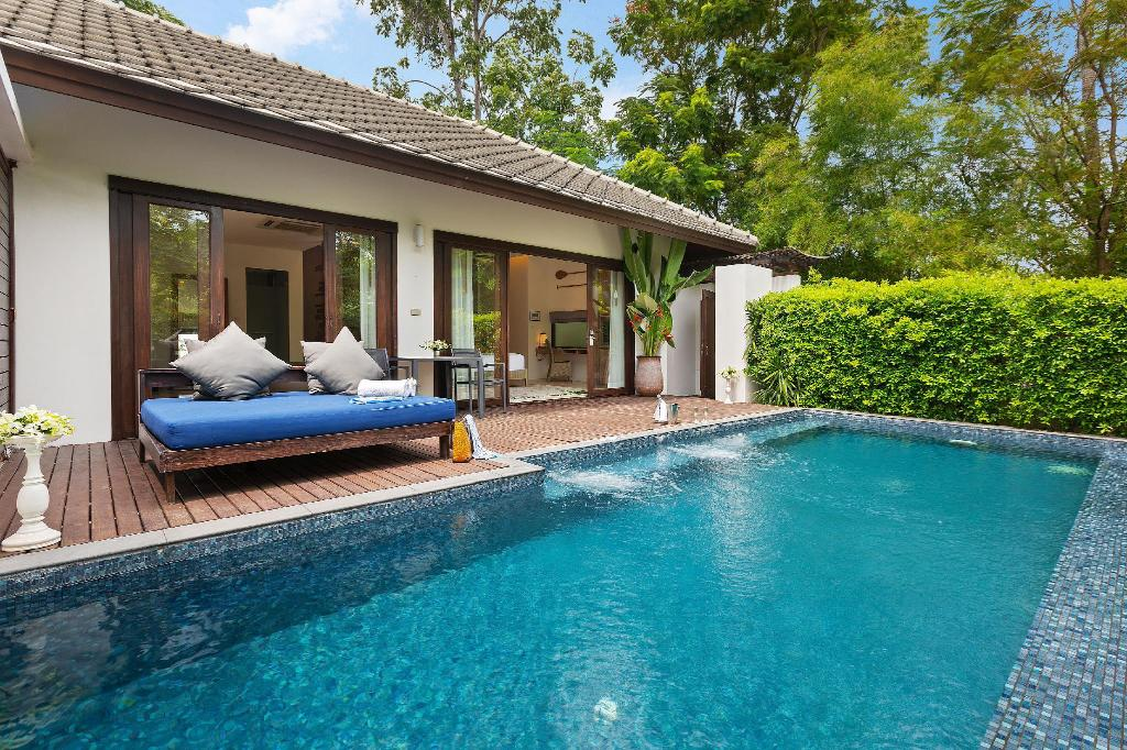 1 Bedroom Pool Villa - Private pool