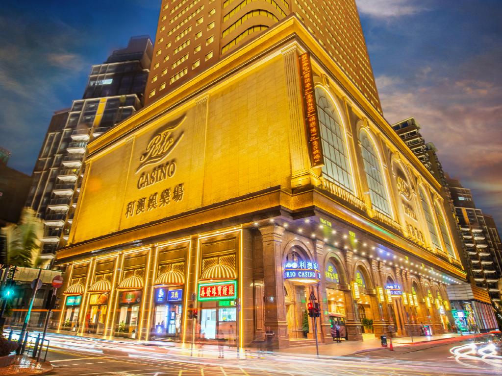Macau Casino Hotel List