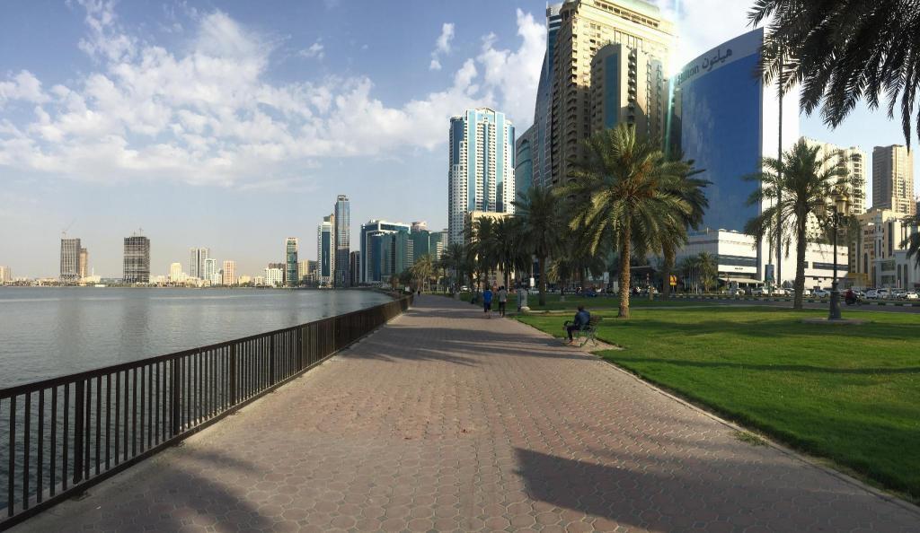 Hilton Sharjah in United Arab Emirates - Room Deals, Photos
