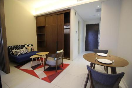 Studio Suite - Interior view Tribeca Suite @ Bukit Bintang by Nesting Nomads