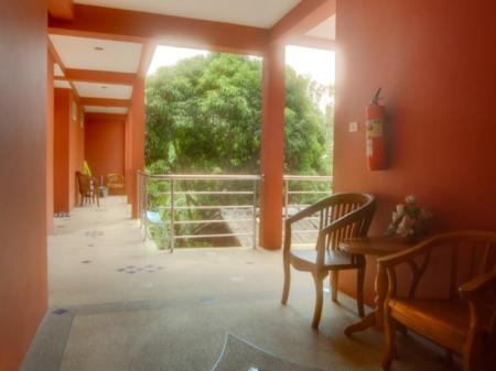 Interior view BanTo Guesthouse