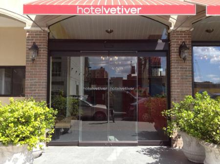 Interior view Hotel Vetiver