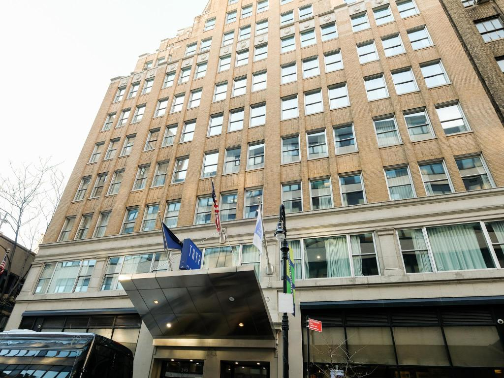 Hotels In New York City >> Tryp New York City Times Square South New York Parhaat