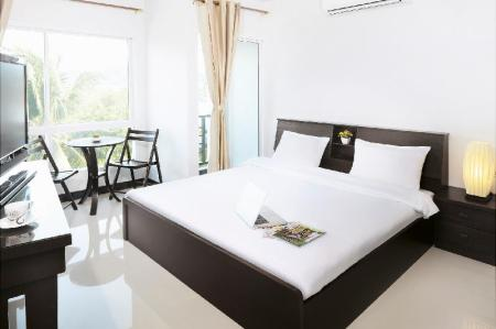 Building 2 Standard Room with Double Bed - Bed Baan Payai Resort