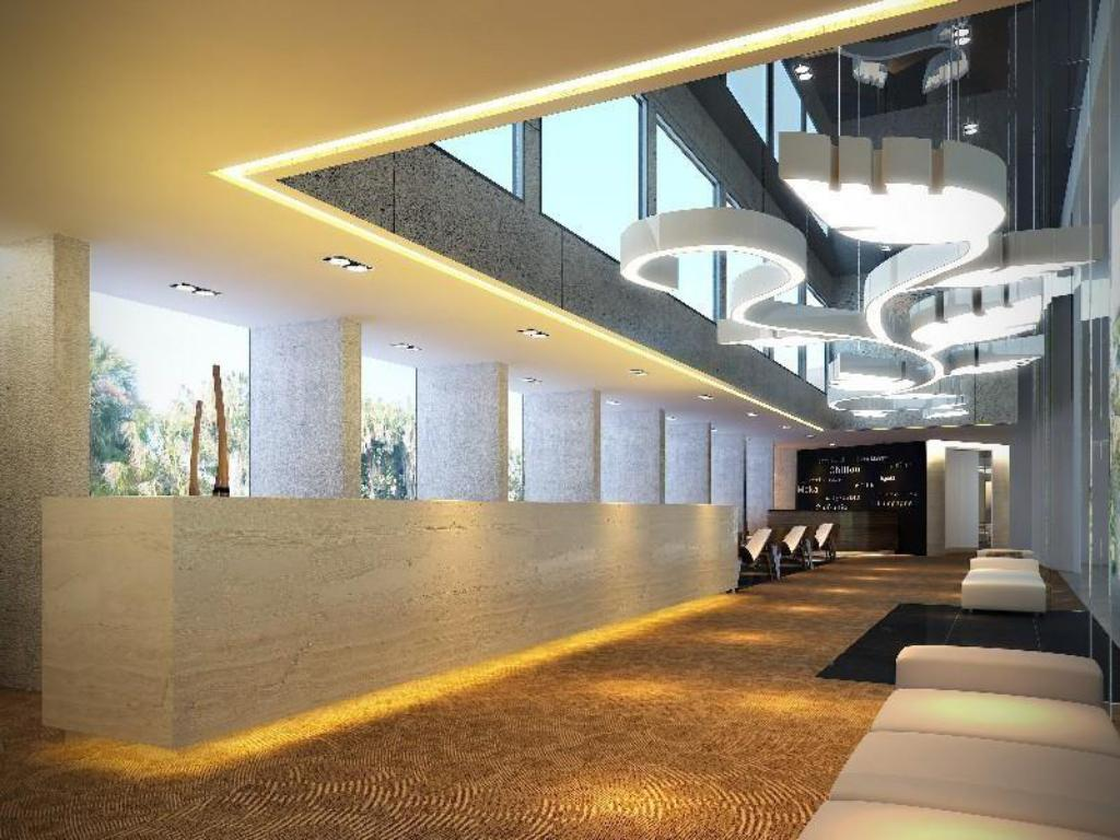 Lobby Travelodge Harbourfront Singapore (SG Clean Certified)