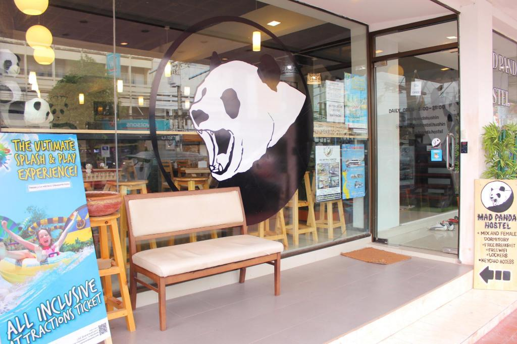 More about Mad Panda Hostel HuaHin