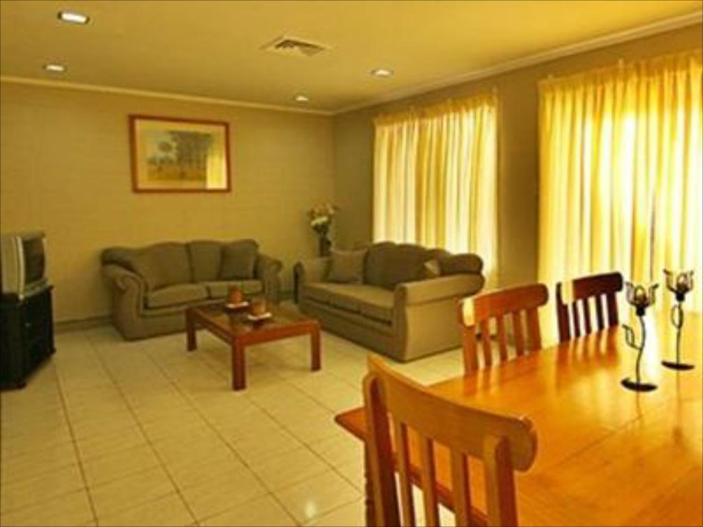 Interior view Vacation Villas at Subic Homes