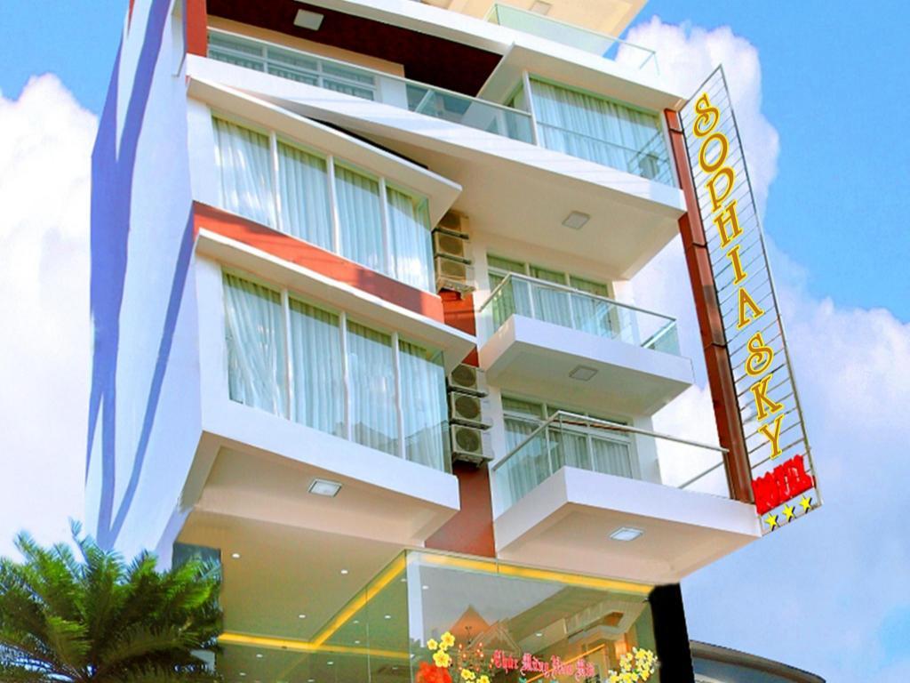 Best Price on Sophia Sky Hotel Nha Trang in Nha Trang + Reviews!
