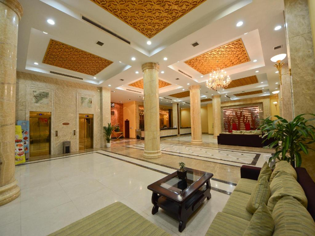 Lobby River Palace Hotel & Spa