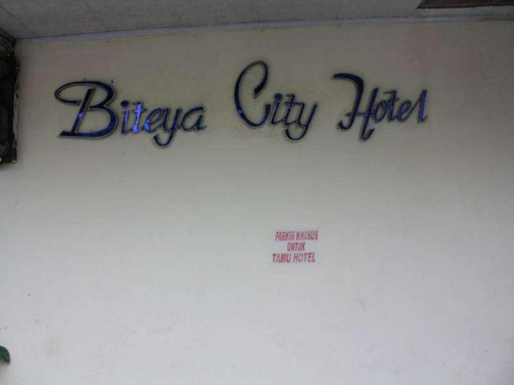 Exterior view Biteya City Hotel