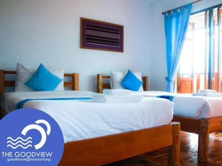 Deluxe The Good View Guest House @ Mae Sarieng