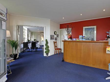 ردهة كومفرت إن جرينزبورو (Comfort Inn Greensborough)